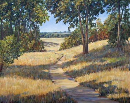 Vicki Asp, Untitled Path
