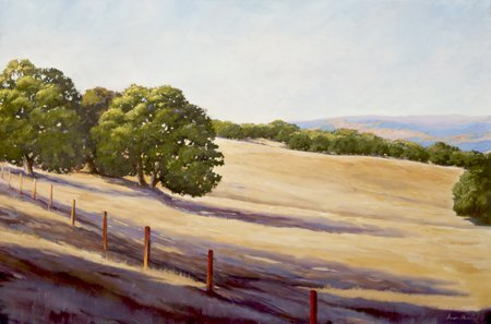 Susan Hoehn, Untitled Foothills & Oaks