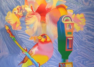 Gary Pruner, Poetic Transfer, 1991