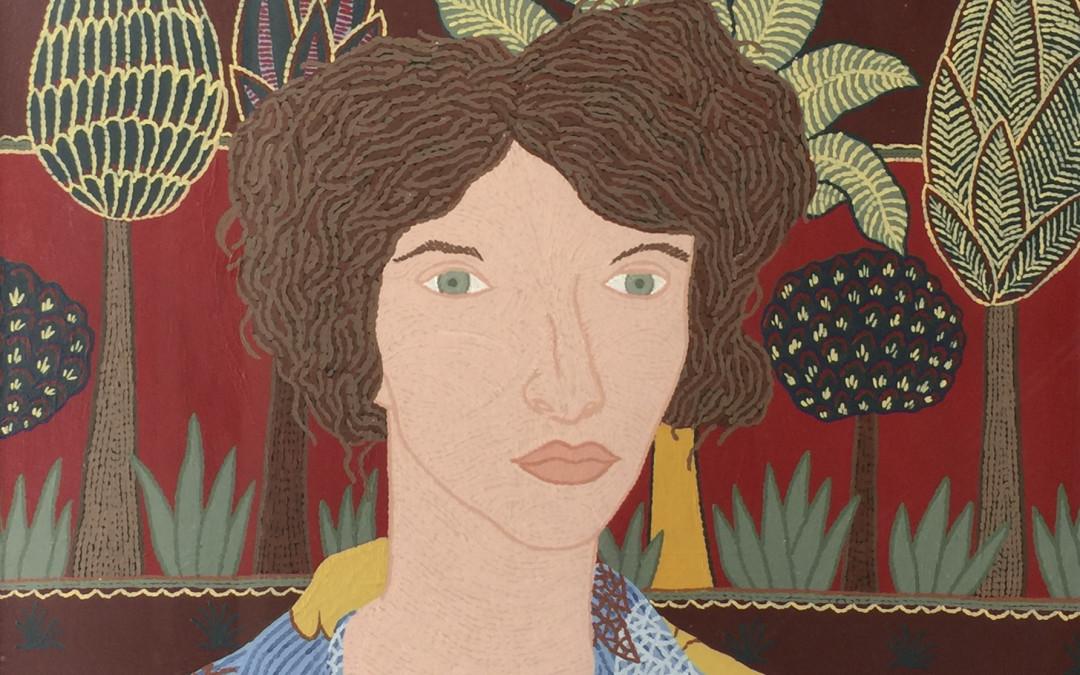 Joan Moment, Self-Portrait, 1975