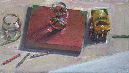 Boyd Gavin – Crayons, 2000