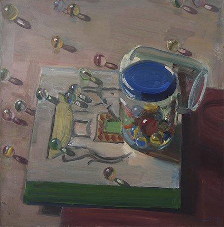 Boyd Gavin – Spilled Marbles, 2000