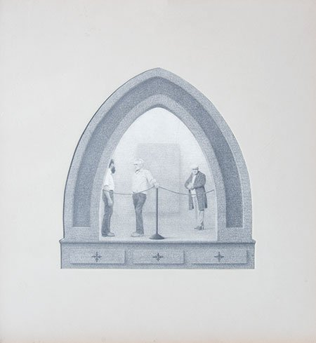 David Hollowell, The Arch, 1986