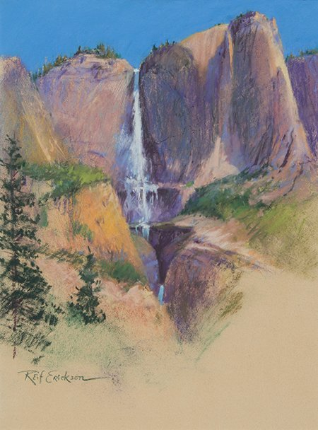 Reif Erickson, Cascading Waters, 2001