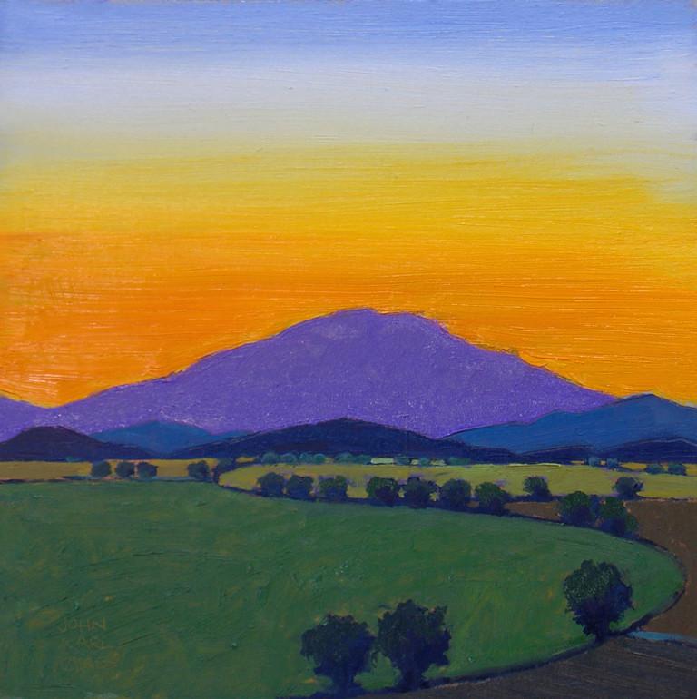 John Karl Claes, Light's Last Glow, 2010