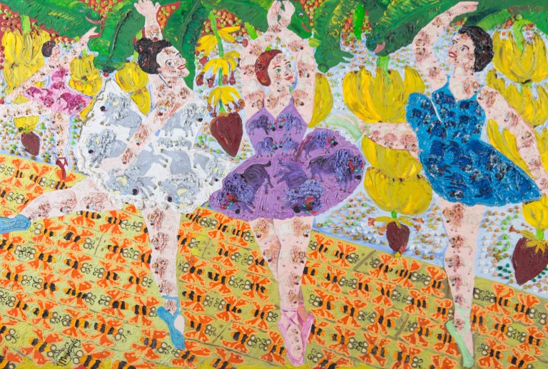 Maija Peeples, Buffalo Ballerinas