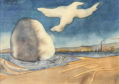Darrell Forney, Crow Cloudscape