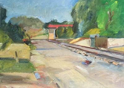 Darrell Forney – Del Rio Road Railroad