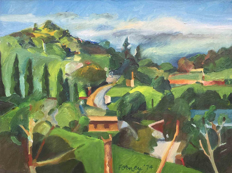 Darrell Forney – Molkumne Hill