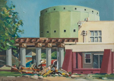 Darrell Forney – Water Tower And College