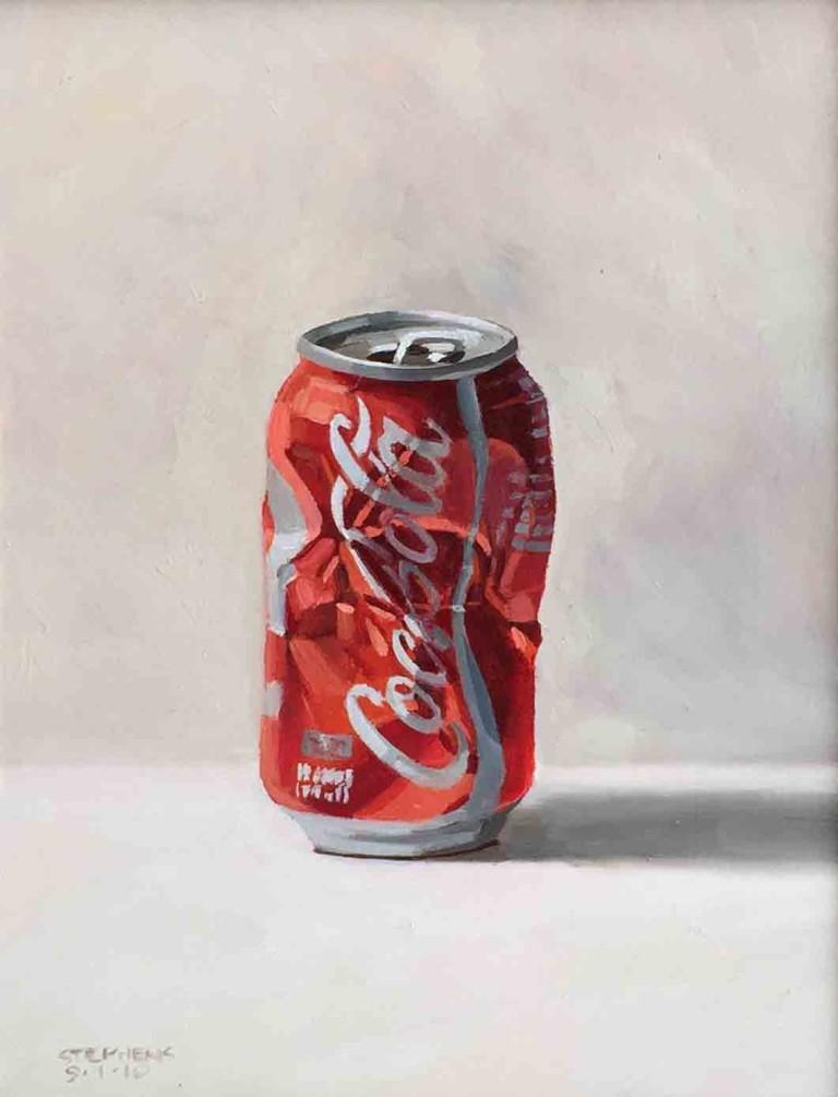 Craig Stephens, Coke, 2010