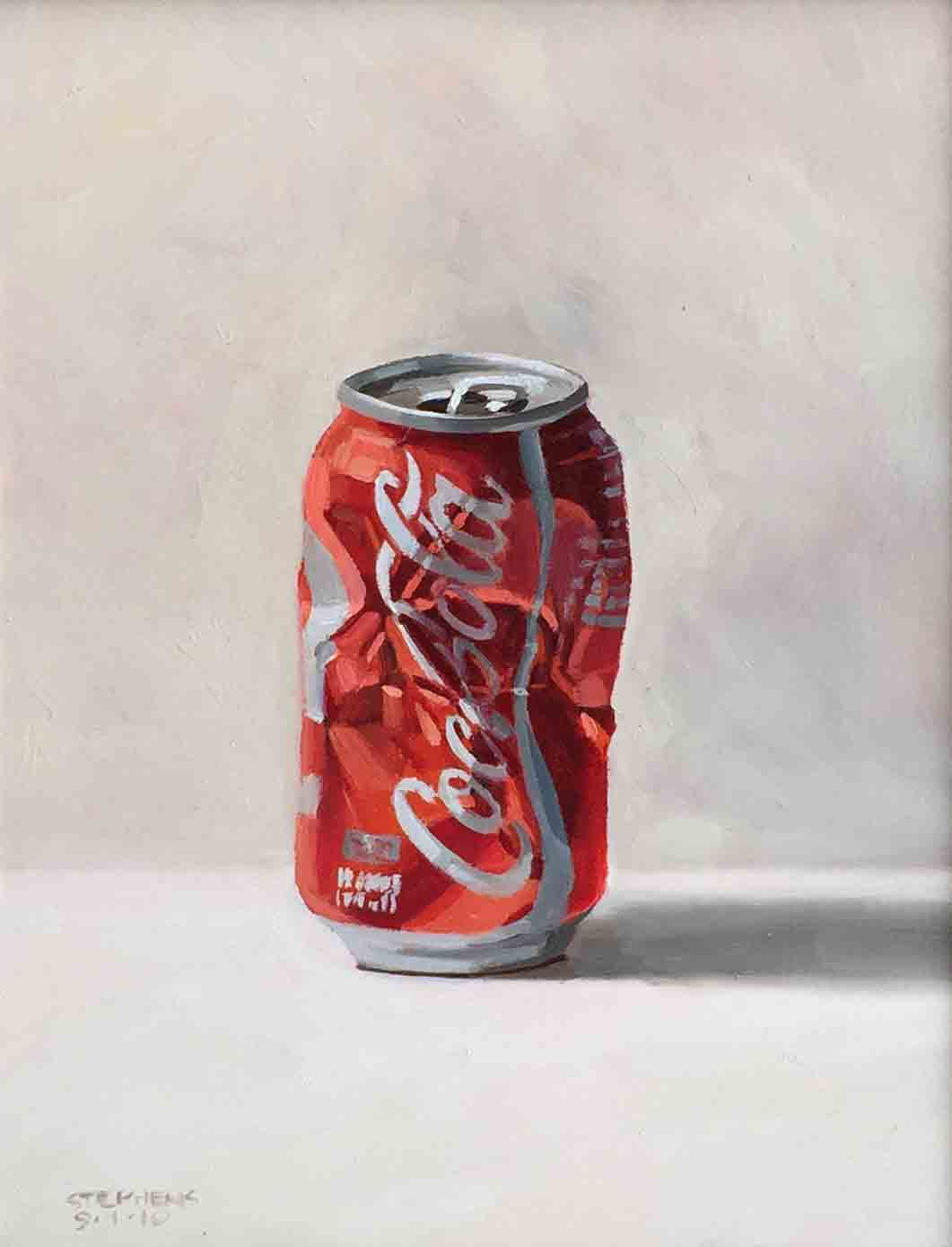 Craig Stephens, Coke, 2010