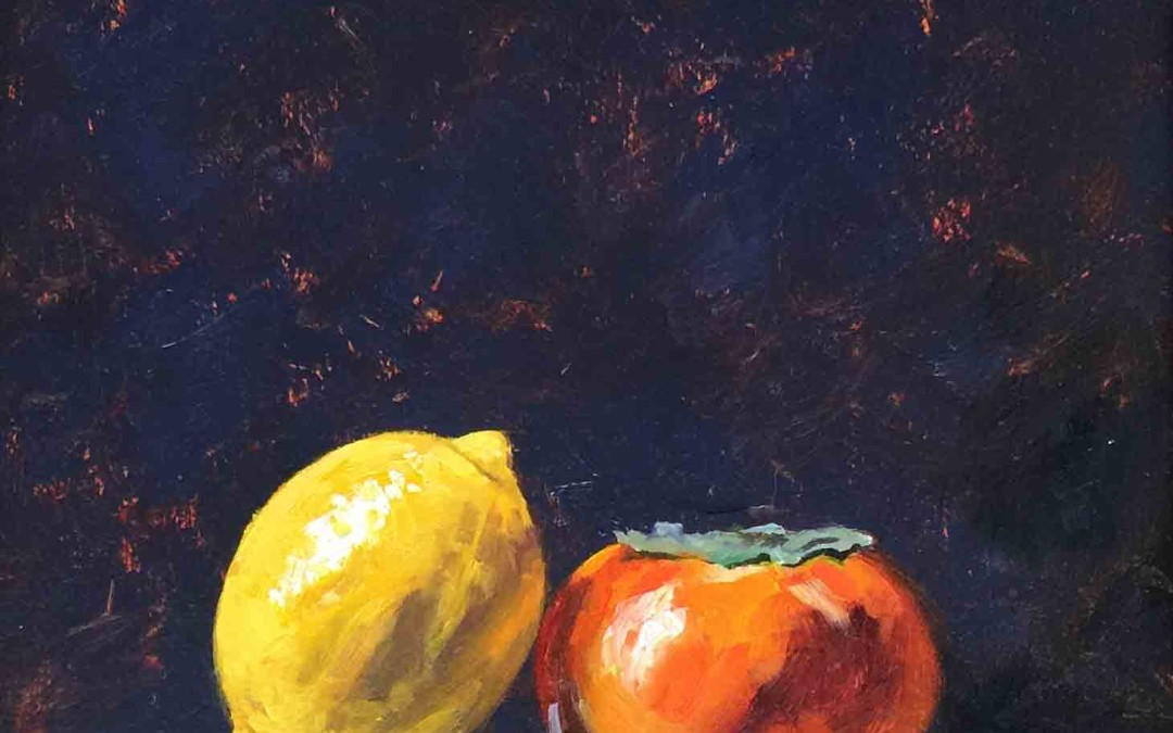 Craig Stephens, Persimmon & Lemon, 2010