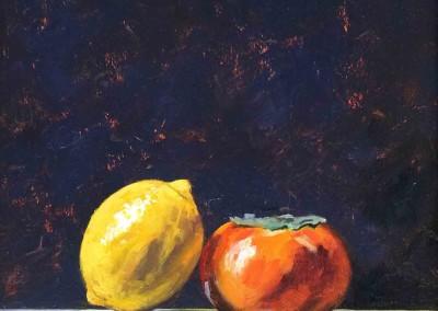 Craig Stephens, Persimmon & Lemon, 2010