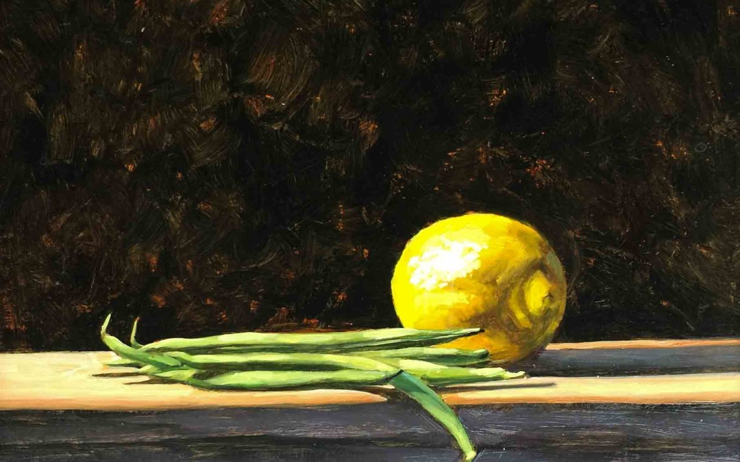 Craig Stephens, Lemon & Green Beans, 2010