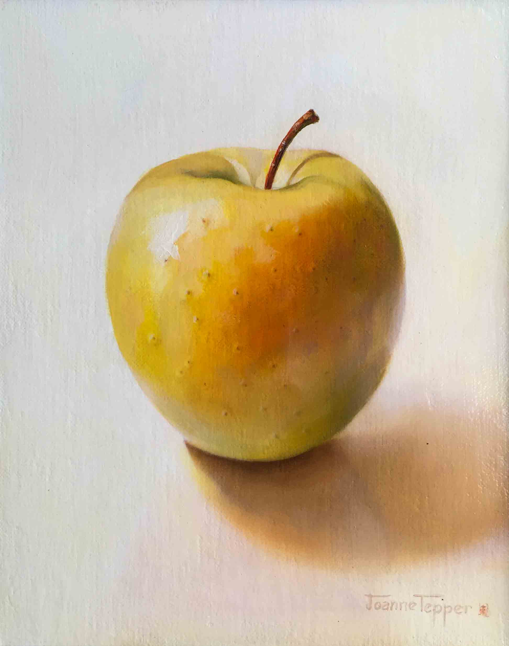 Joanne Tepper, Golden Delicious