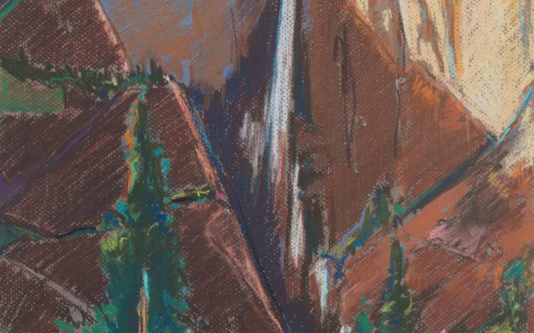 Matt Bult, Yosemite Falls, 2000
