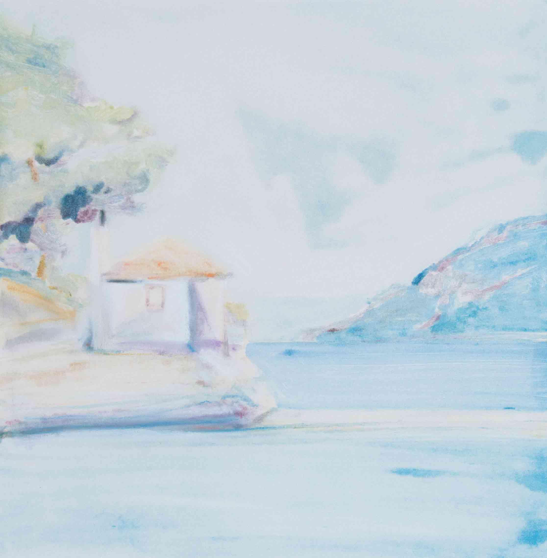 Gregory Kondos, Samos, Greece, 1982