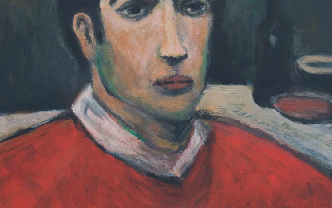 Alan Post, The Poet, 2000