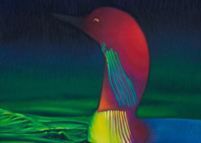 Gary Pruner, Loon, 1986