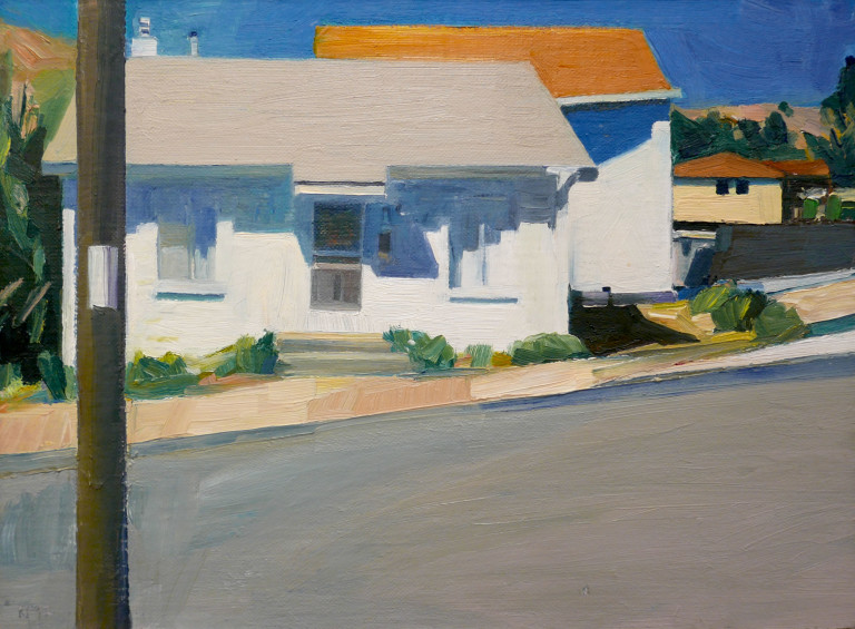 Kim Frohsin, Houses With Guard Dogs – Brisbane, 1997