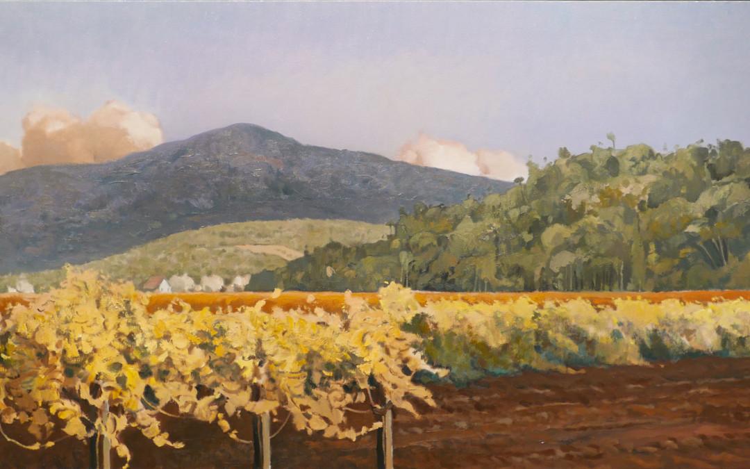 John Maxon, Mayacamas Longing, 2002