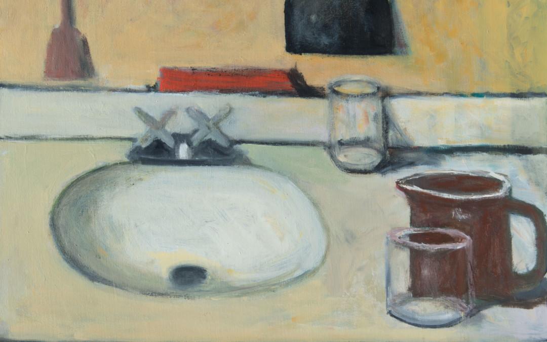Alan Post, Sink In The Artist Studio, 2005