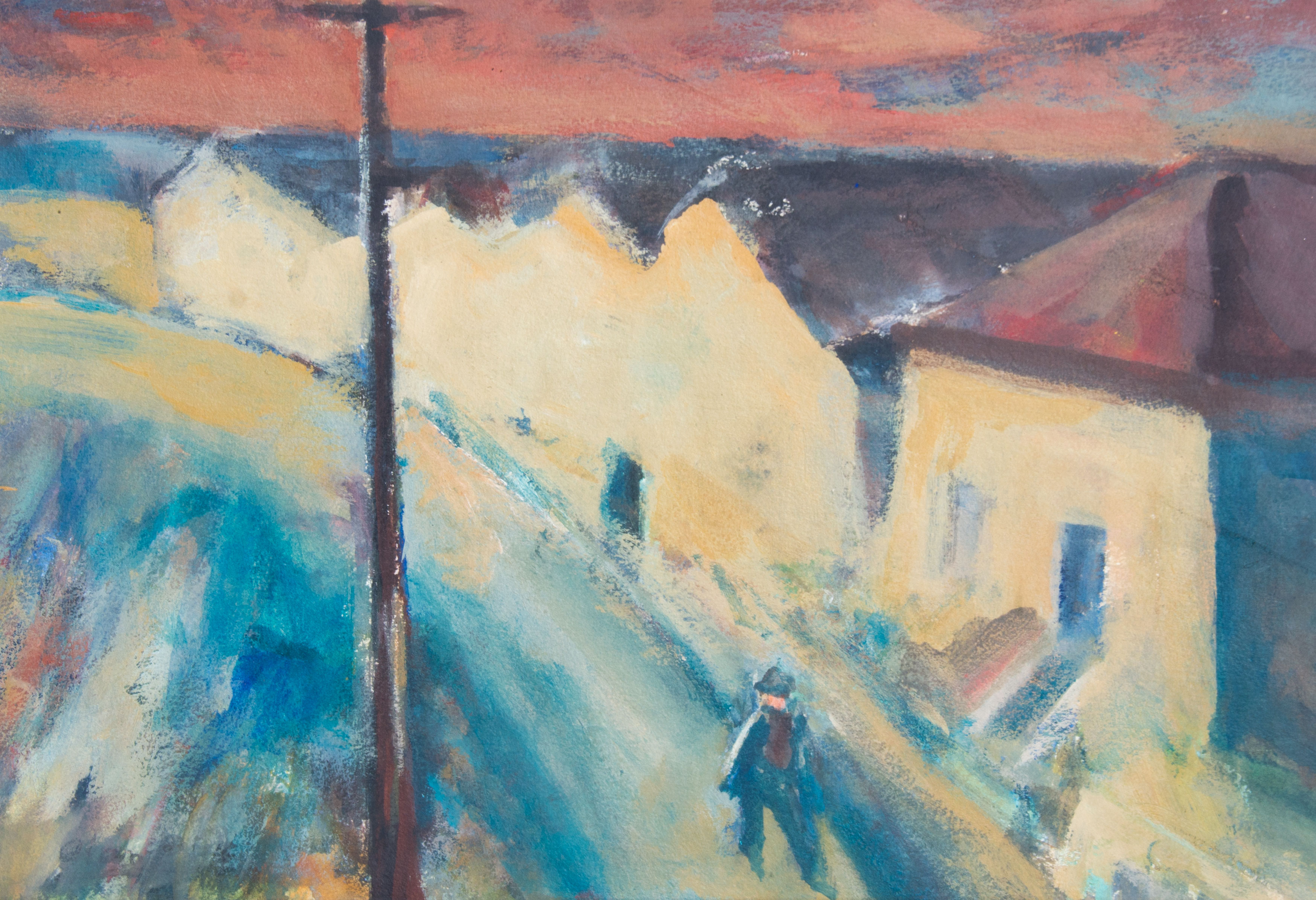 Alan Post, Spanish Village, c. 1980
