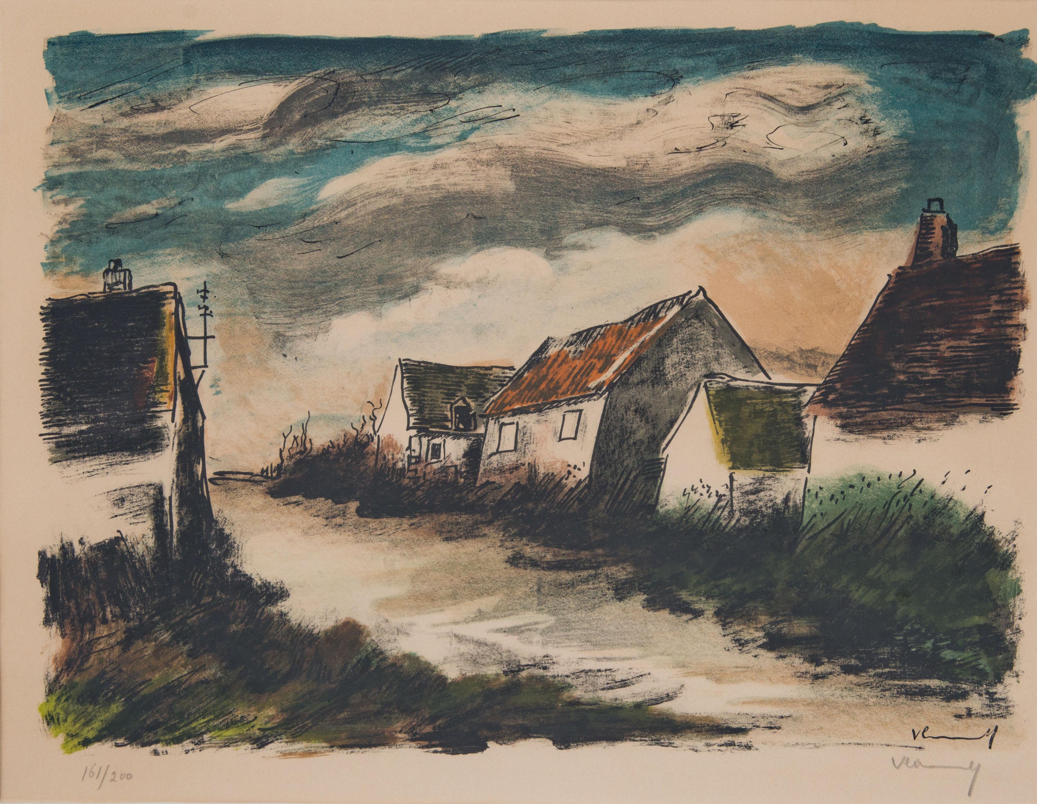 Maurice de Vlaminck, La Route 161/200