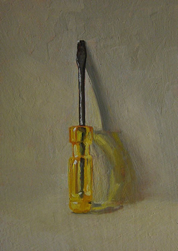 Craig Stephens, Yellow Screwdriver, 3-9-11