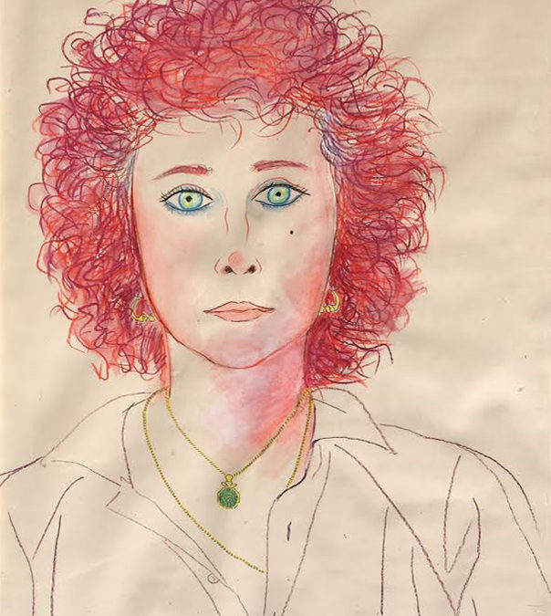 Joan Brown, Self Portrait #1, 1983