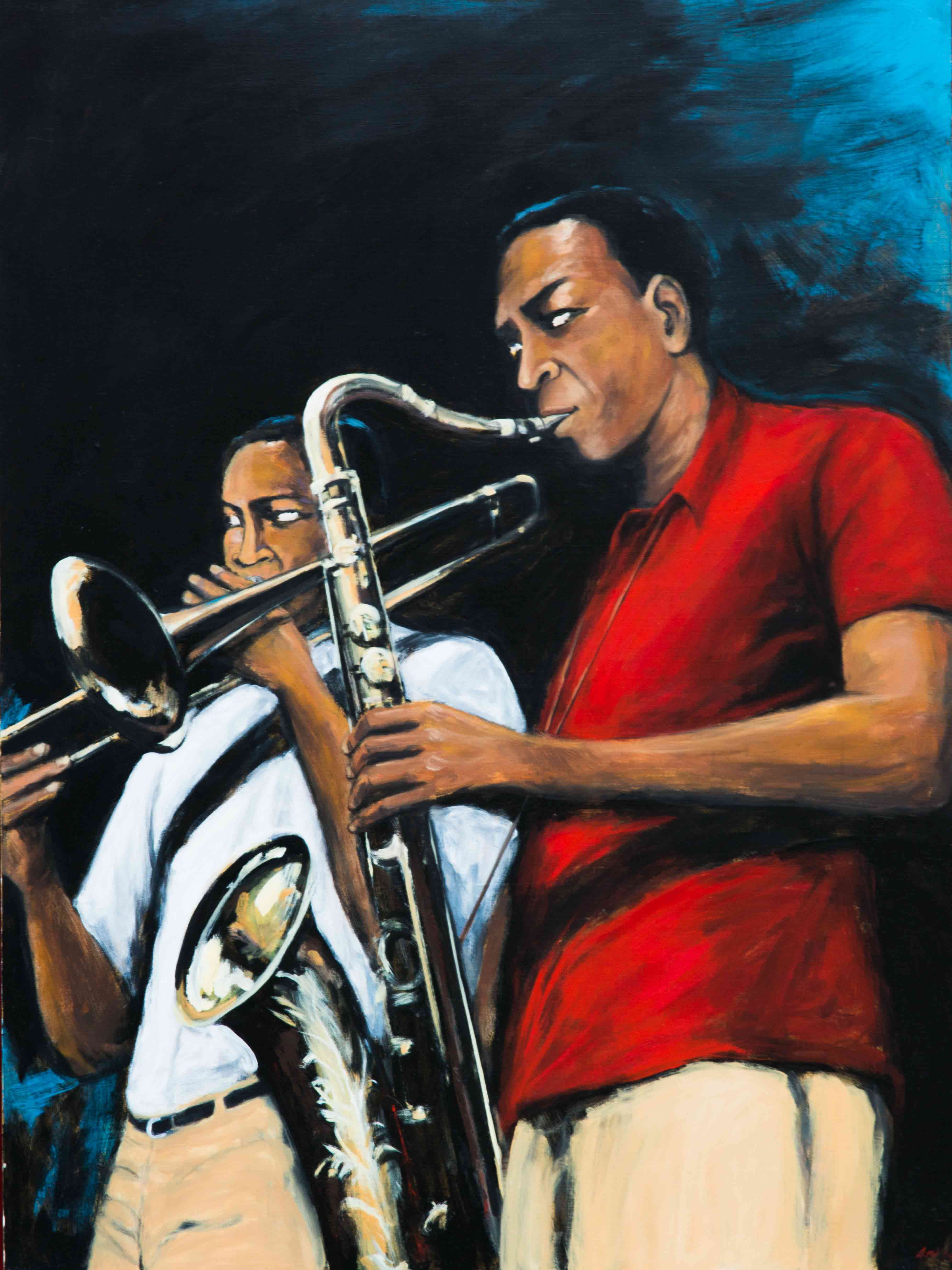 Anthony Montanino, John Coltrane