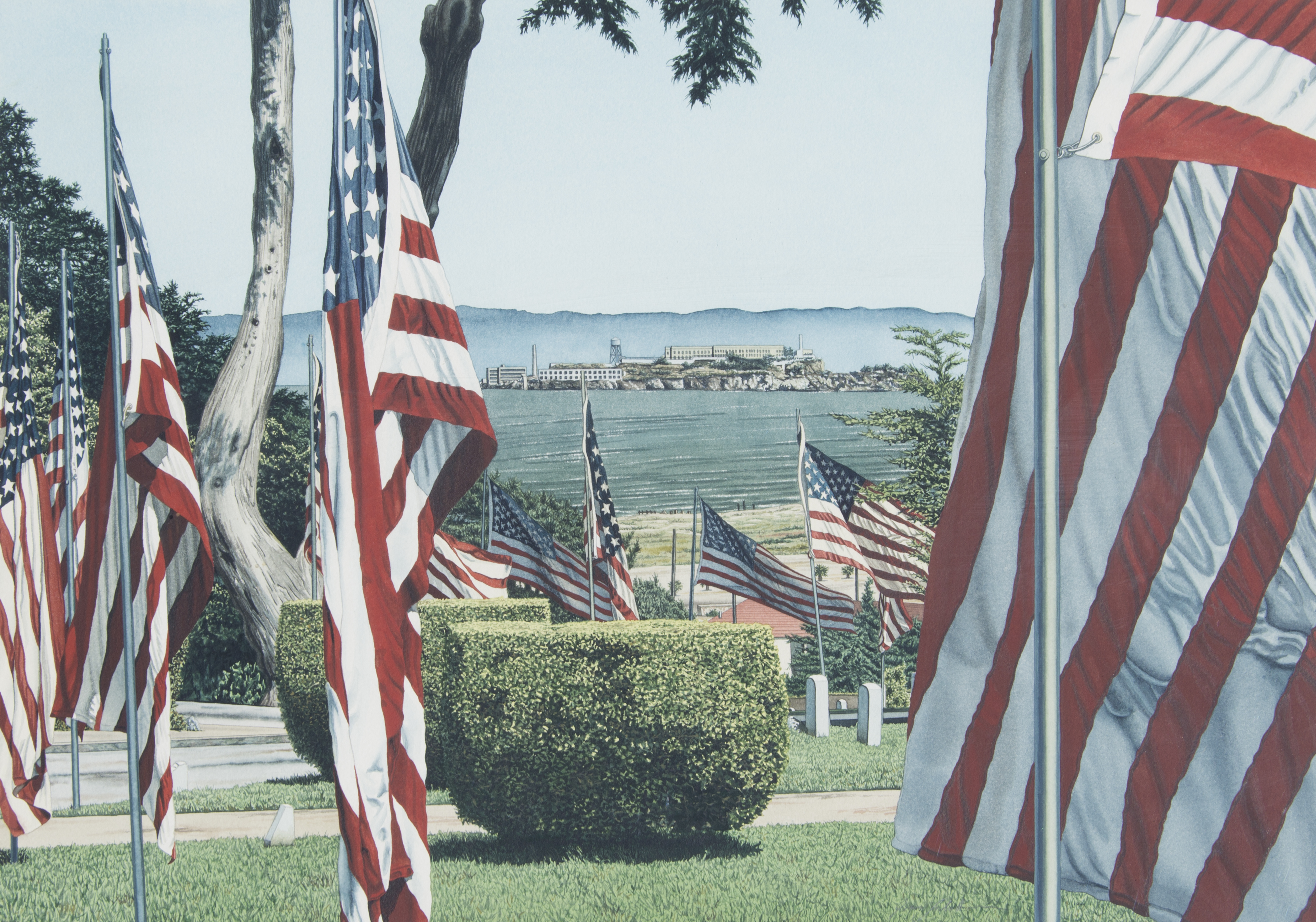Jim Torlakson, Eleven Flags 1987