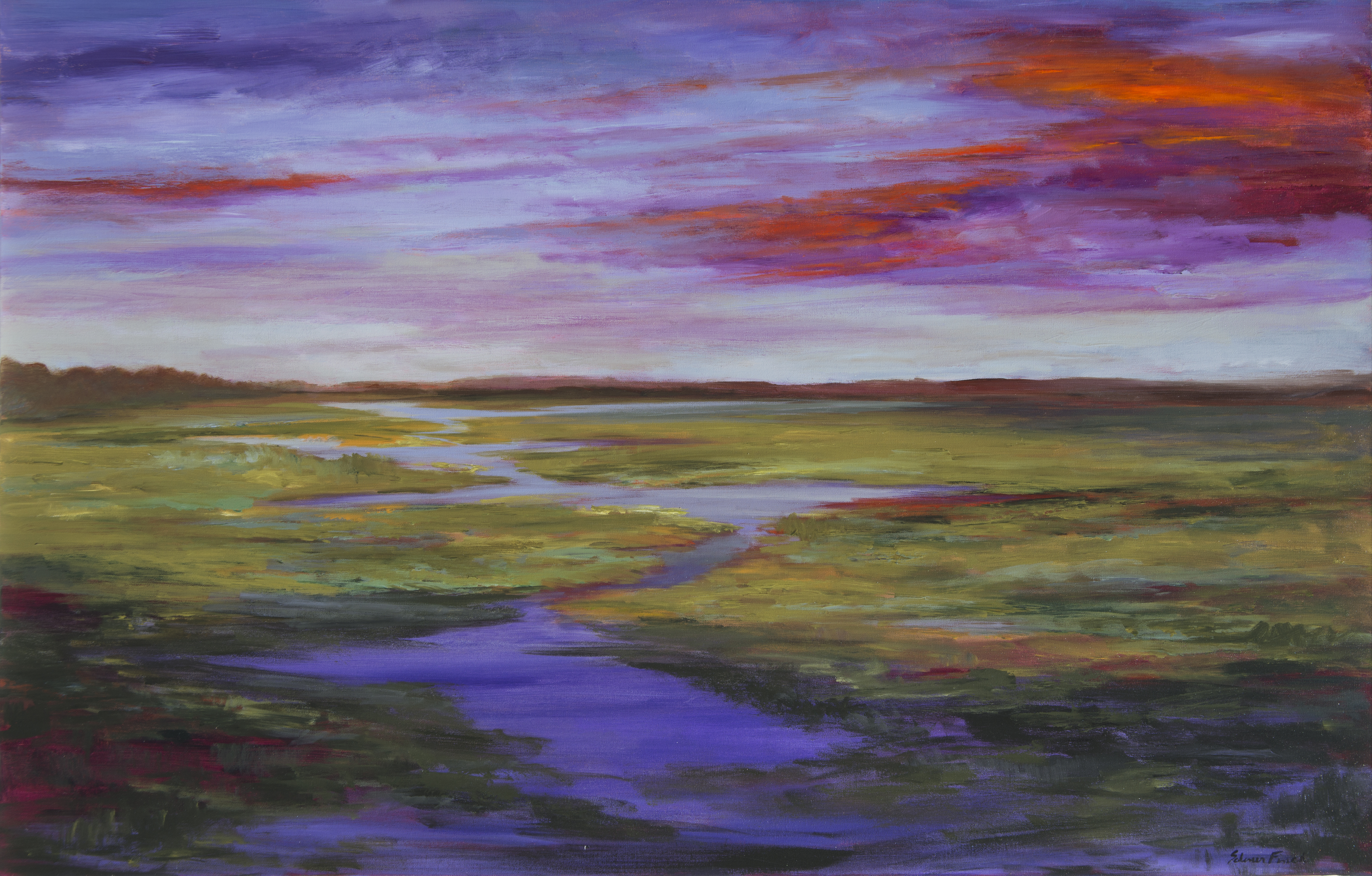 Sheila Finch, Wetlands