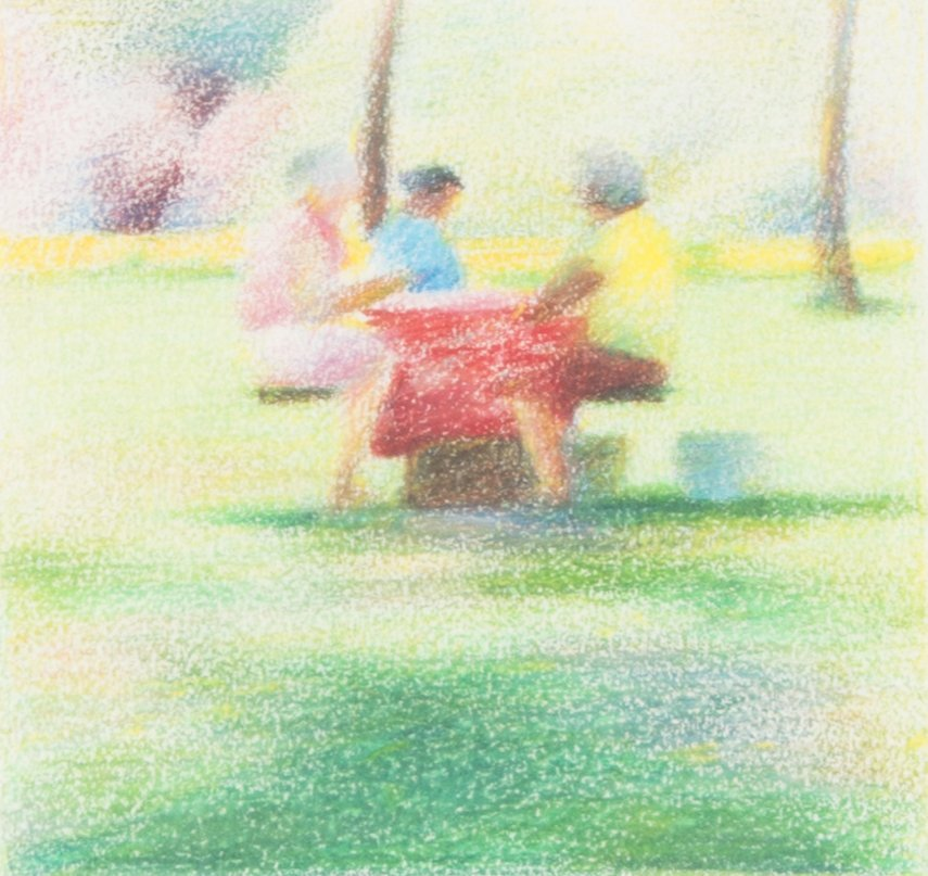 Boyd Gavin, Untitled Picnic, 1980