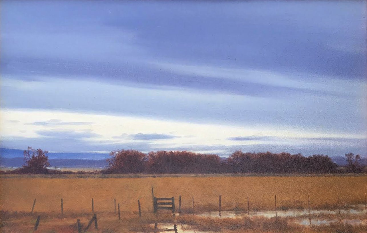 Stock Schlueter, Winter Valley, 1998