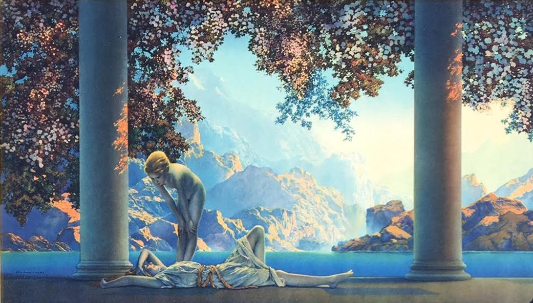 Maxfield Parrish, Dinkey Bird