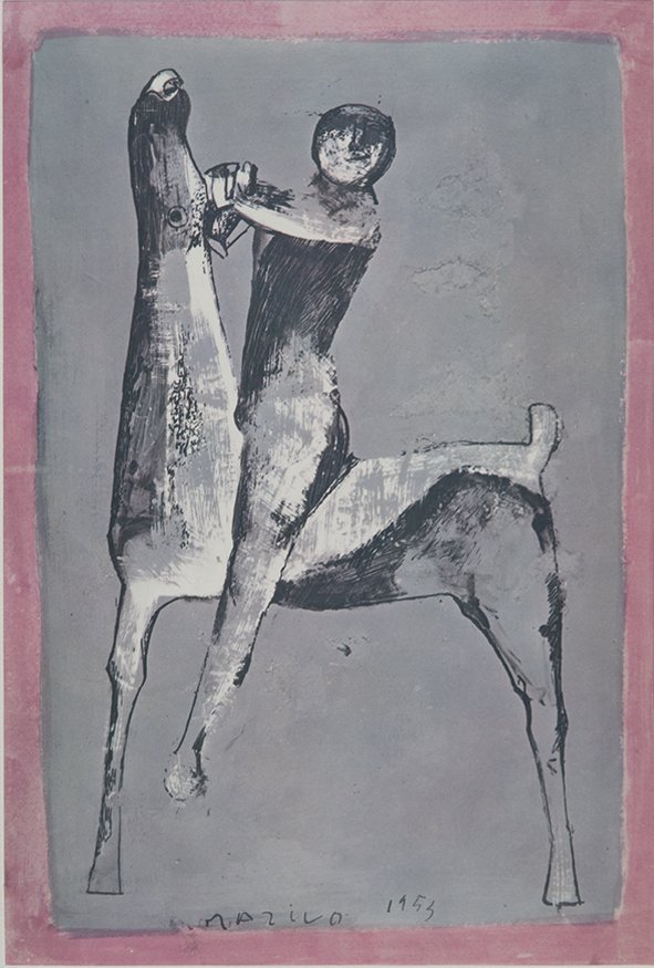 Mazilo, Unknown, 1953