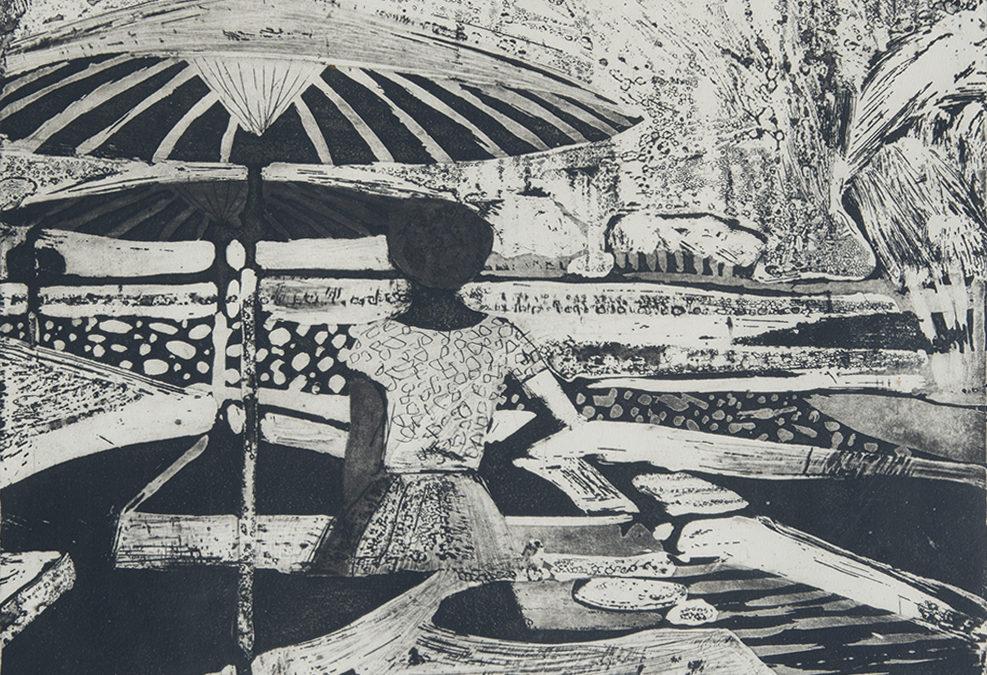 Roland Petersen, Sunlighted Figures