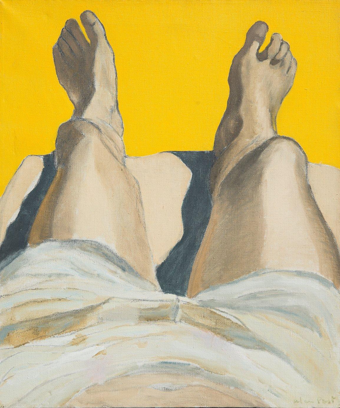 Alan Post, Alan's Legs, 1970
