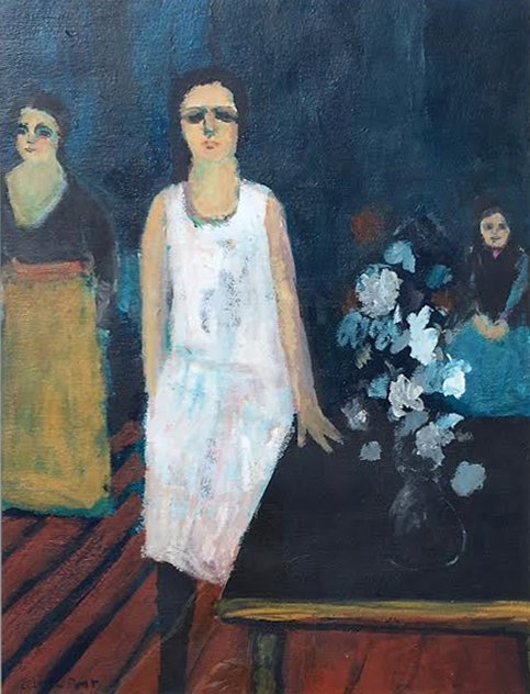 Alan Post, Three Women, 1989