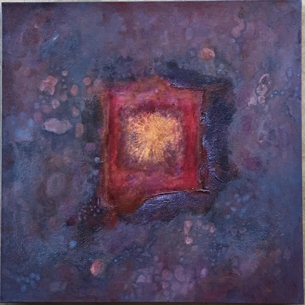 Caren Halvorsen, Gilding The Rothko