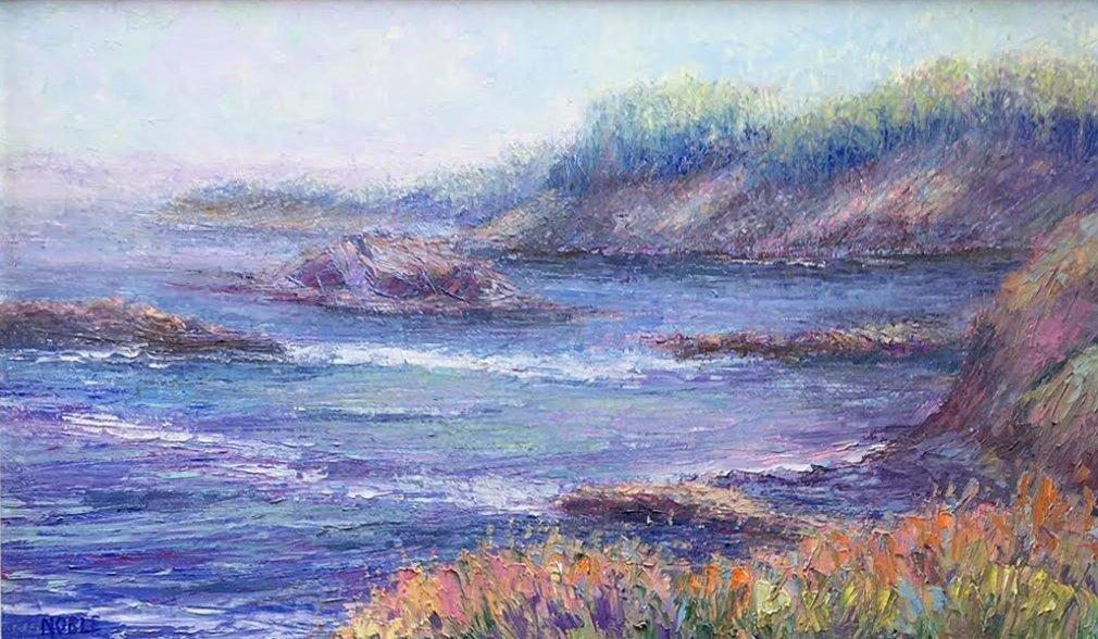 Barbara Noble, Mendocino Coast