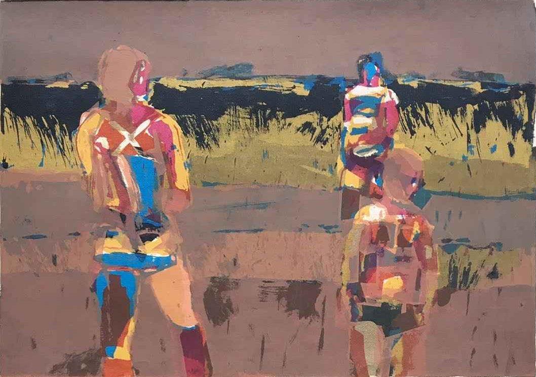 Jack Ogden, Marsh Figures