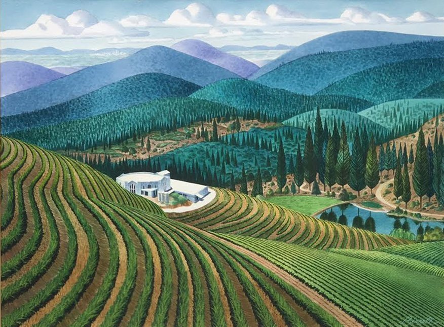 Don Birrell, Renaissance Vineyard & Winery, 1991