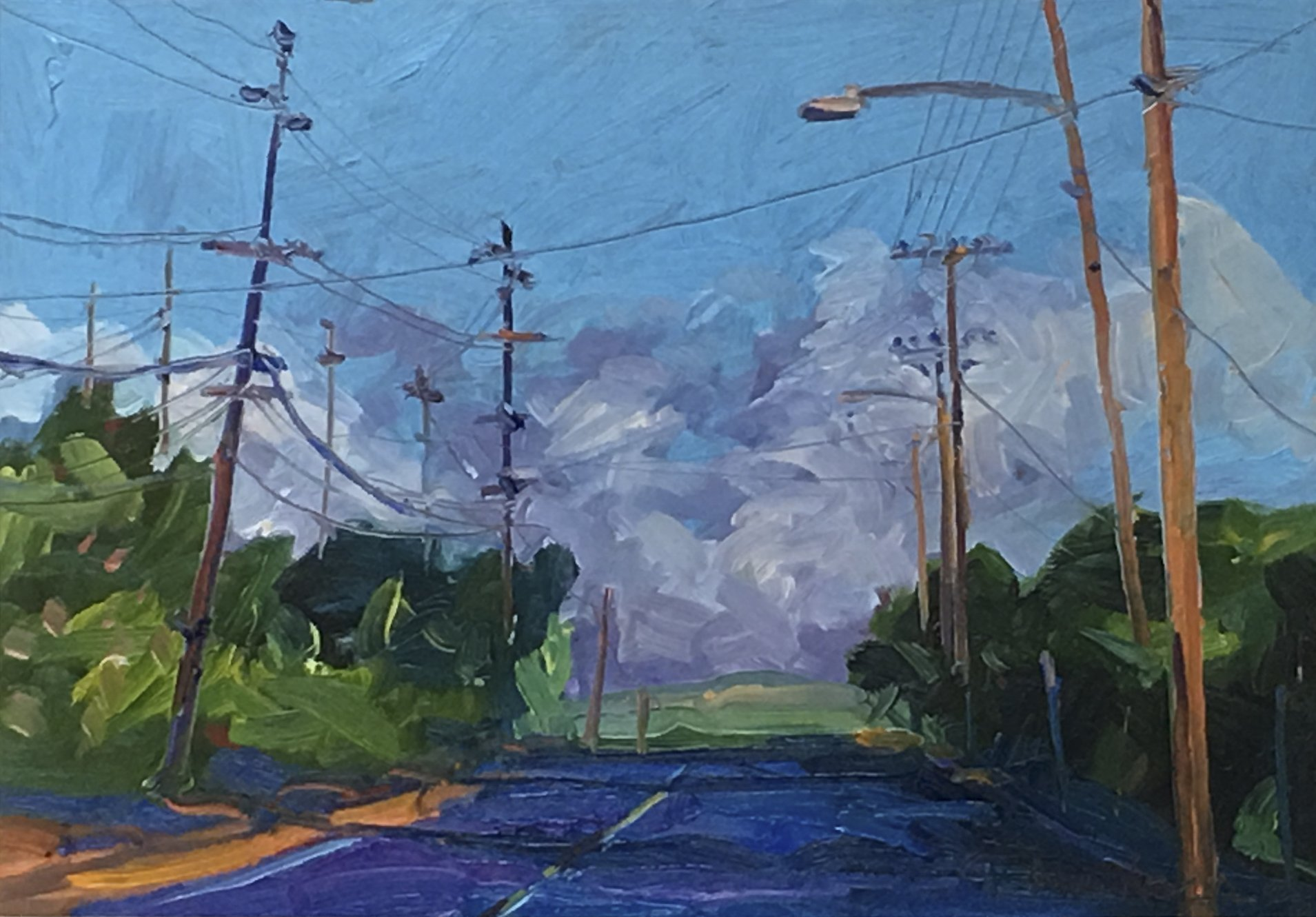 Gilbert Amavisca, Pole Line Road, 2003