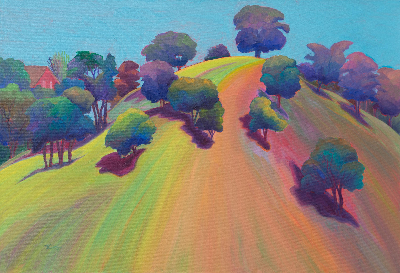 Kira Stewart, Spring's Radiance, 2002