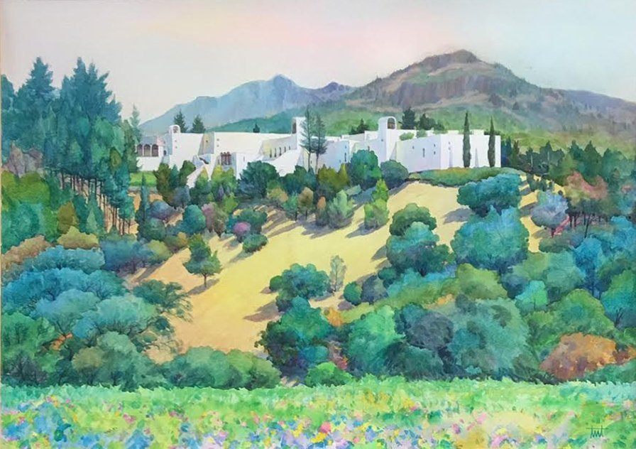 William T. Tuthill, Sterling Winery, 1991