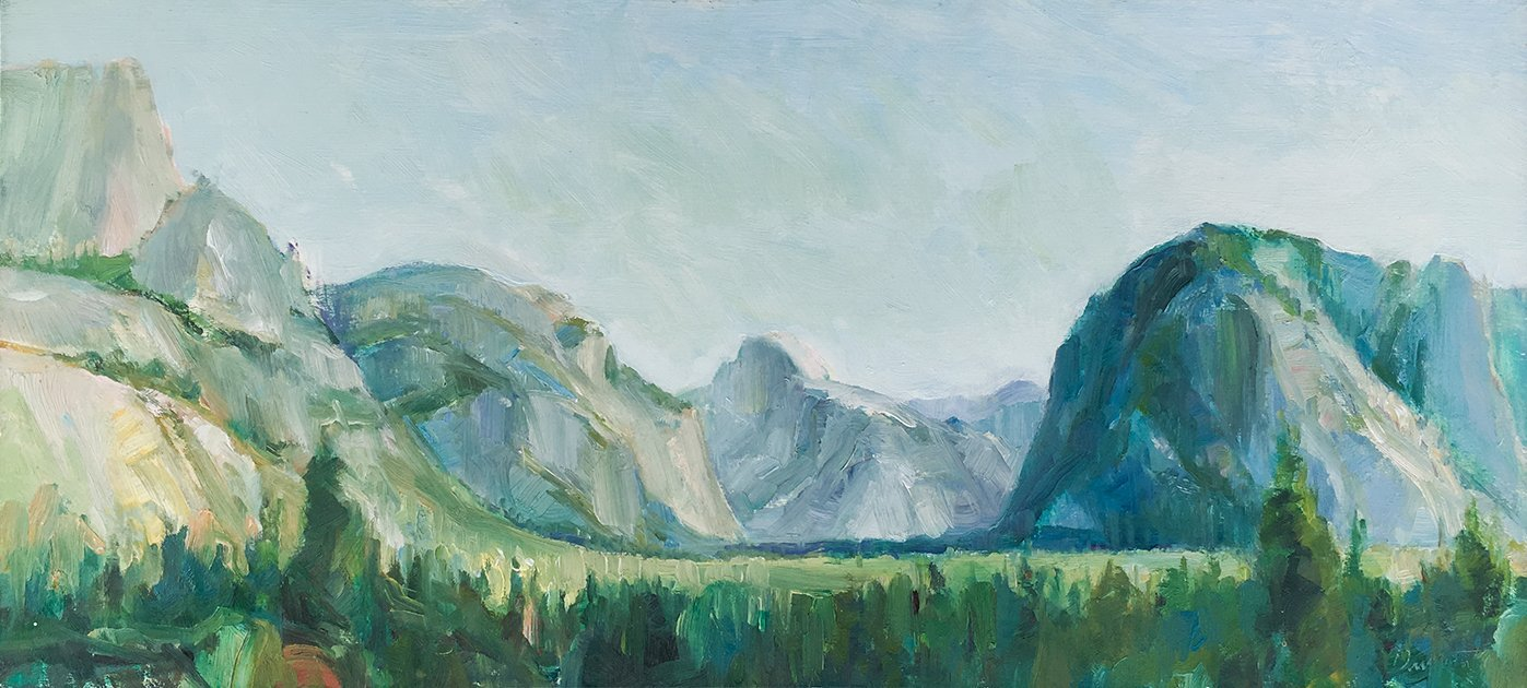 Patrick Dullanty, Unknown – Yosemite