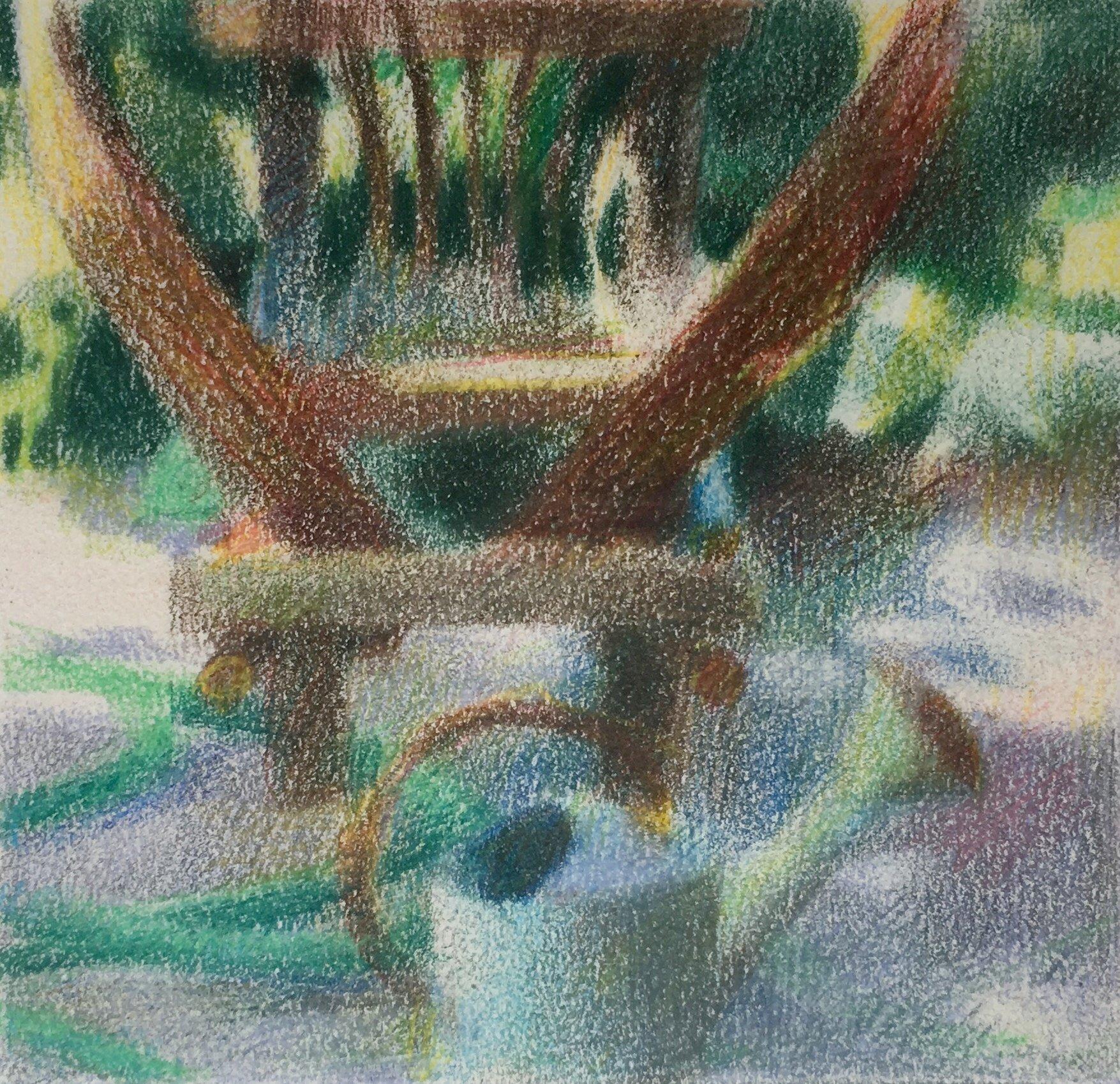 Boyd Gavin, Untitled Garden, 1983